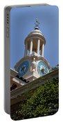 Filoli Garden Clock Tower Portable Battery Charger