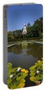 Filoli Garden Pond Portable Battery Charger