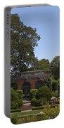 Filoli Sunken Garden Portable Battery Charger