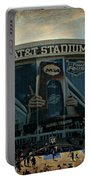 Finals Madness 2014 At Att Stadium Portable Battery Charger
