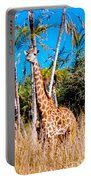 Find The Giraffe Portable Battery Charger