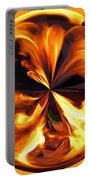 Fire Ball Portable Battery Charger