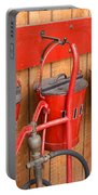 Fire Buckets Portable Battery Charger