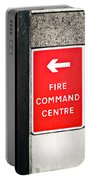 Fire Command Centre Portable Battery Charger