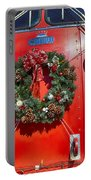 Fire Department Christmas 1 Portable Battery Charger