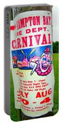 Fire Dept. Carnival Portable Battery Charger