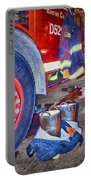 Fire Engine - Firemen - Equipment Portable Battery Charger