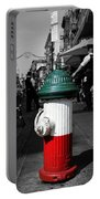 Fire Hydrant From Little Italy Portable Battery Charger