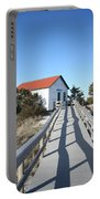 Fire Island Light Station Portable Battery Charger