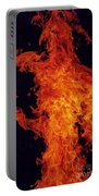 Fire Man Portable Battery Charger