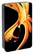 Fire Water 260 By Sharon Cummings Portable Battery Charger