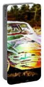 Firebird Expressive Brushstrokes Portable Battery Charger