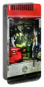 Fireman - Fire Fighting Gear Portable Battery Charger