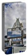 Fireman - Fire Ladder Portable Battery Charger