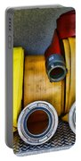 Fireman - The Fire Hose Portable Battery Charger