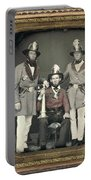 Firemen, C1855 Portable Battery Charger