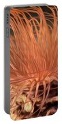 Firework Anemone Portable Battery Charger