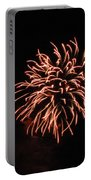 Fireworks 2 Portable Battery Charger by Scott Angus