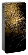 Fireworks 20 Portable Battery Charger by Sandy Swanson