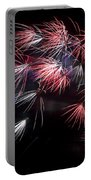 Fireworks 9 Portable Battery Charger by Sandy Swanson
