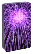 Fireworks At Night 2 Portable Battery Charger