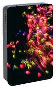 Fireworks At Night 4 Portable Battery Charger