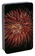 Fireworks At Night 5 Portable Battery Charger