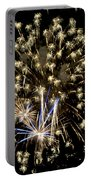 Fireworks Bursts Colors And Shapes 4 Portable Battery Charger