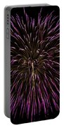Fireworks Bursts Colors And Shapes 5 Portable Battery Charger