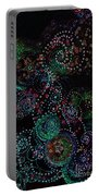 Fireworks Celebration By Jrr Portable Battery Charger by First Star Art