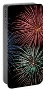 Fireworks Extravaganza 4 Portable Battery Charger