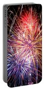 Fireworks Finale Portable Battery Charger