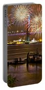 Fireworks On The Ben Portable Battery Charger