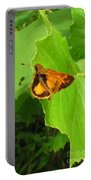 Firey Skipper Butterfly Portable Battery Charger