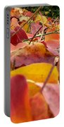 First Day Of Fall Portable Battery Charger