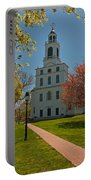 First Parish Church  Portable Battery Charger