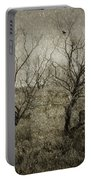 First Snow Portable Battery Charger by Amy Weiss