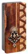 Firuz Aga Mosque Door 01 Portable Battery Charger