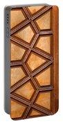 Firuz Aga Mosque Door 07 Portable Battery Charger
