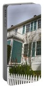 Fischer-hanlon House Benicia California Portable Battery Charger