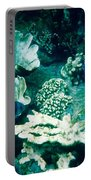 Fish In The Coral Portable Battery Charger