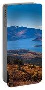 Fish Lake - Yukon Territory - Canada Portable Battery Charger