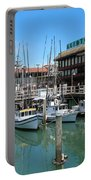 Fishermans Wharf Portable Battery Charger