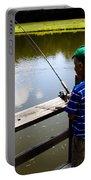 Fishin' Portable Battery Charger