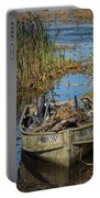 Opening Day Hunting Boat Portable Battery Charger