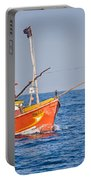 Fishing Boat  Sri Lanka Portable Battery Charger