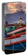 Fishing Boat V2 Portable Battery Charger
