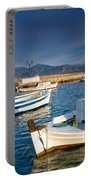 fishing boats 'XIII Portable Battery Charger