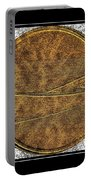 Fishing Dory - Brass Etching Portable Battery Charger