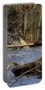 Fishing In Pacific Northwest Portable Battery Charger